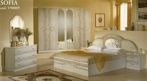 Komplett Stil Möbel Aus Italien Design Schlafzimmer Sofia