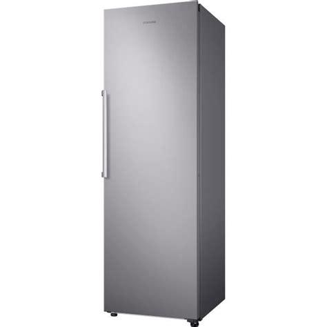 refrigerateur froid ventile 1 porte samsung rr39m7000sa r 233 frig 233 rateur 1 porte 385 l froid ventil 233 int 233 gral a 59 5 x h 185 5 cm