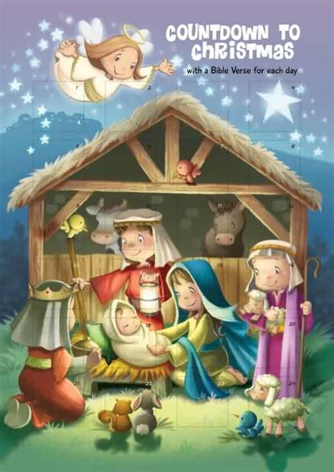 countdown  christmas bible verse poster icharacter