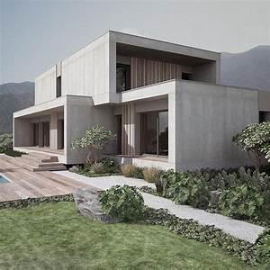 Maison Préfabriquée En Bois : les 25 meilleures id es concernant maisons ossature bois ~ Premium-room.com Idées de Décoration