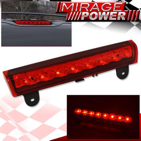 led third brake light bar 00 01 02 03 04 05 06 suburban tahoe led 3rd brake stop