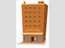 Cartoon Shop Building Stock Photos Image 22689733