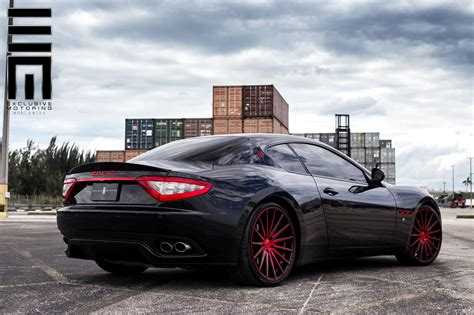 Big Maserati by Here S What Quot Big Quot Looks Like On A Maserati Granturismo