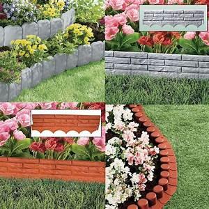 Garden, Border, Garden, Bordering, Versatile, Pvc, Flower, Bed, Hit, In, Path, Edge, Fence