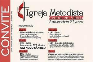 Cartoes De Aniversarios Convites Para Aniversários De Igrejas Modelos De Convite