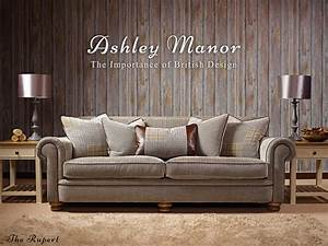 Ashley manor sofas british upholstery lpc furniture for Sofa couch british american