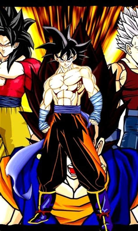 Anime Live Wallpaper Goku - live wallpaper wallpapersafari