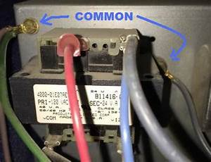 Furnace Common Wire