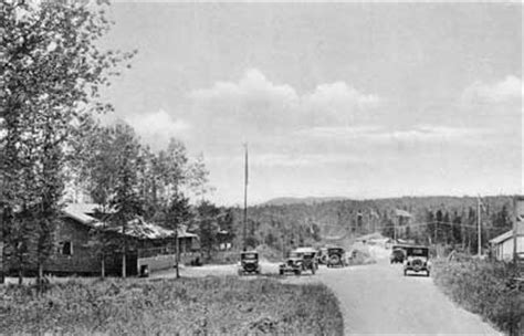 pigeon river ghost town images historical  town site