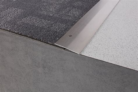 Flooring Transition Strips Stainless Steel by Fcs Series Tredfx Floor Trims