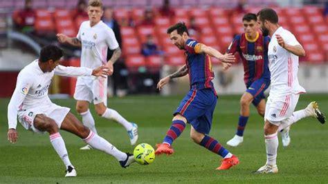 LaLiga Bikin Sial Real Madrid, Barcelona Rebut Supercopa ...
