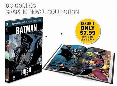 Dc Comics Graphic Batman Eaglemoss Heroes Novel