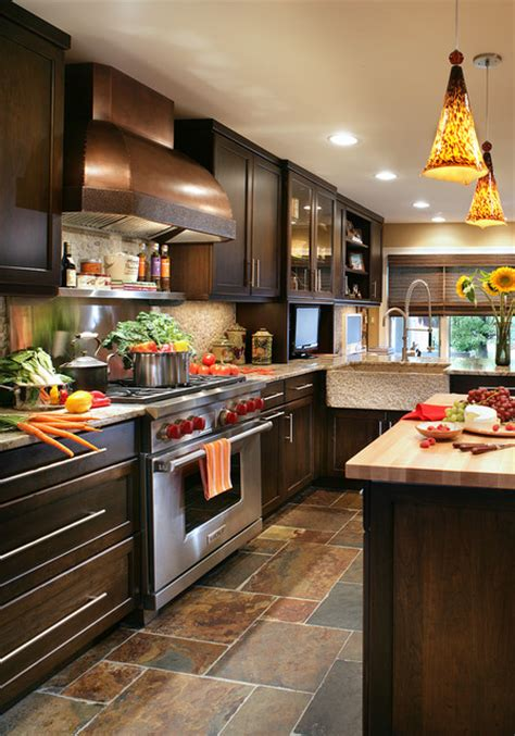Transitional With A Twist  Transitional  Kitchen New