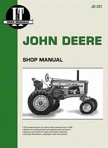 John Deere 720  730 Diesel  Series 40
