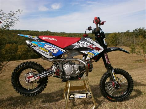 Recommended Graphics Crf Pit Bike Club