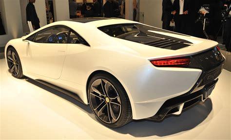 2018 Lotus Esprit Concept, Specs And Price
