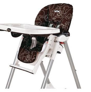 housse de chaise haute housse de chaise haute peg perego savana cacao les bébés