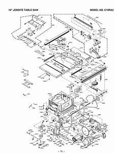 Hitachi C10ra3 Parts