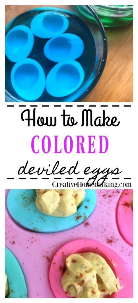 colored deviled eggs for easter colored deviled eggs for easter creative homemaking