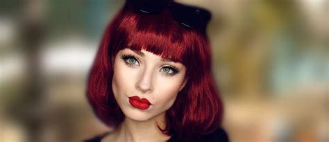 Upgrade Your Short Red Hair