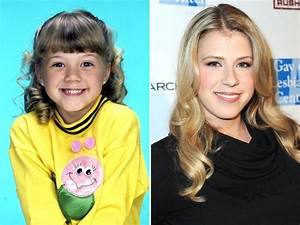 Stephanie Tanner images Jodie Sweetin then and now ...