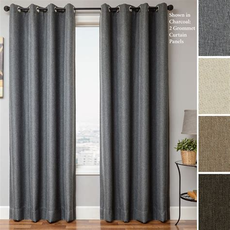 noise reducing curtains uk curtain rods for grommet drapes rooms