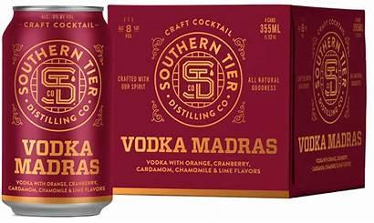 Madras Vodka Southern Tier Each Distilling 355ml