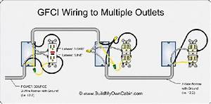 What Is The Wiring Schematic Of A Gfci Quora And Gfci
