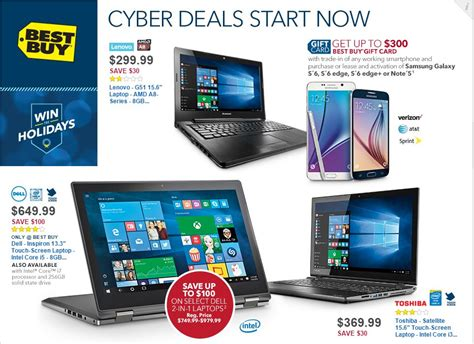 cyber monday l deals cyber monday laptop deals