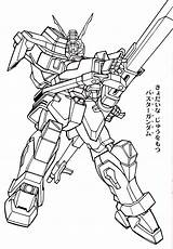 Gundam Anime Japanese Colouring Coloring Printable Suit Mobile Games Colorare Coloringonly Gubdam Coloringgames Categories sketch template