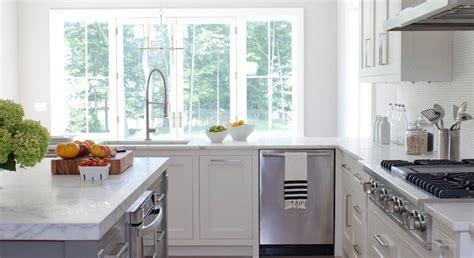 Corner Dishwasher   Transitional   kitchen   Milton