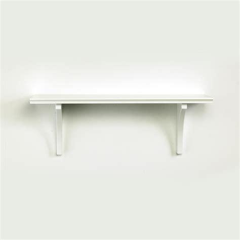 white two shelf inplace 10 quot w x 10 quot l corner shelf kit white home home