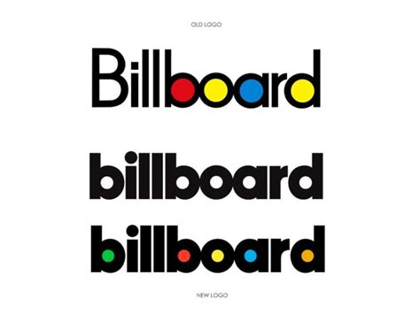 Billboard Magazine Logo popular logo redesigns  makeovers 660 x 506 · jpeg