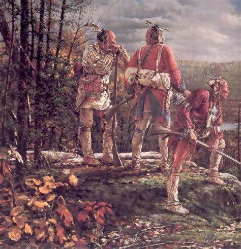red indians life  paintings part  xcitefunnet