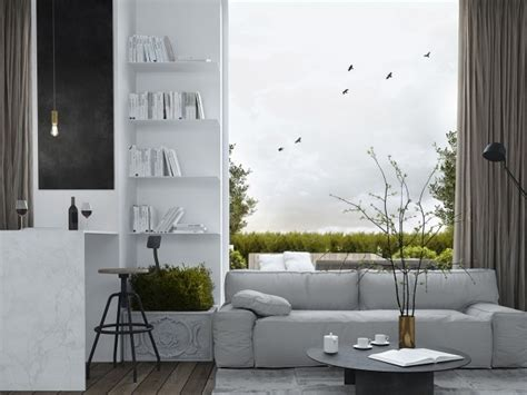 3 Open Studio Apartment Designs by 3 Awesome Open Studio Apartment Designs Interior Design