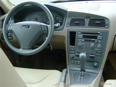 image  volvo   door sedan  turbo dashboard
