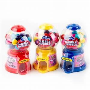 Dubble Bubble Gumball Dispensers - 12CT Box • Kids Candy ...