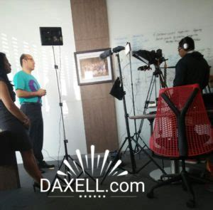 daxell rental teleprompter  guide audio alat