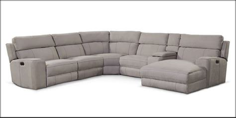 light gray sectional sofa with chaise newport 6 piece power reclining sectional with left facing