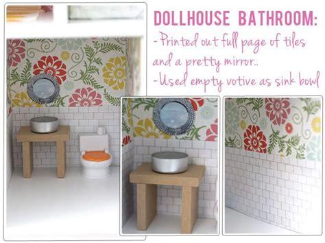 Best 25+ Homemade Dollhouse Ideas On Pinterest