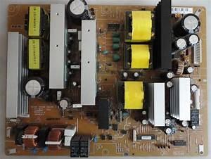 Hitachi P50x102c Power Supply Psc10234j M Hitachi P50x102c