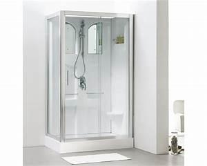 Tischplatte 120x80 Weiß : fertigdusche schulte malta 120x80 cm weiss kaufen bei ~ Markanthonyermac.com Haus und Dekorationen