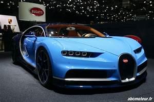 Fiche Technique Bugatti Chiron : bugatti chiron notre avis depuis le salon de gen ve ~ Medecine-chirurgie-esthetiques.com Avis de Voitures