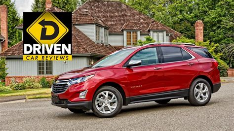premier reviews 2018 chevrolet equinox premier review youtube