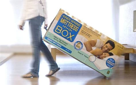 mattress in a box everyone wants to be a pioneer in the fight for boxed