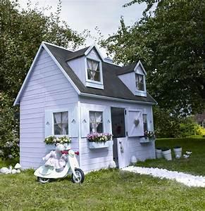 Maison De Jardin En Bois Enfant : maisonnette rosalie castorama cabane pinterest ~ Dode.kayakingforconservation.com Idées de Décoration