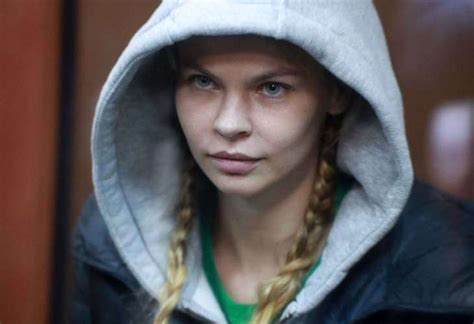 Russian Sex Worker Anastasia Vashukevich 28 May Be