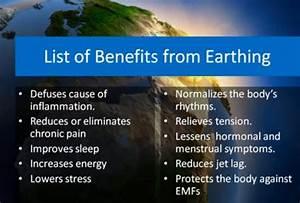 Earthing or Grounding for Health | Longevity Health ...
