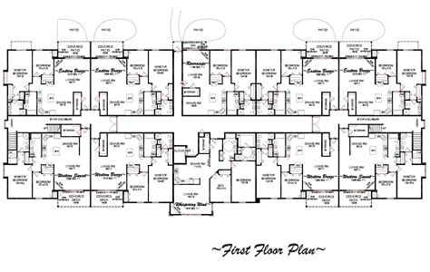 Floors Plans : Floor Plans Of Condos For Rent Or Lease In Longview Wa