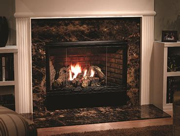 reveal  vent gas fireplaces  majestic products
